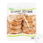 Печиво Кожен день вівсяне Зернятко 300г