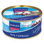 Norven grainy pink salmon caviar 120g