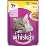Whiskas With Chicken In Jelly For Adult Cats Food - buy, prices for Novus - image 3
