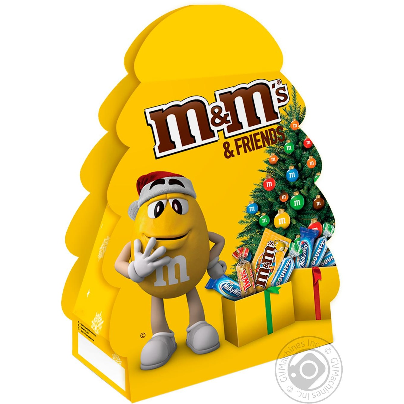 M&M Friends