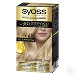 SYOSS Oleo Intense 9-10 Bright Blond 115ml