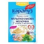 Karapuz 7 cereals with melissa for children from 6 months milk porridge 250g