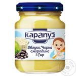 Karapuz Apple, Black Currant and Cheese Puree 200g