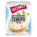Сыр Комо Тенеро плавленный 55% 75г