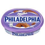 Сыр Philadelphia мягкий с шоколадом Milka 175г