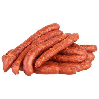 Alan Hunting Semi-Smoked Sausages