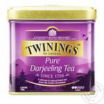 Twinings Darjeeling black tea 100g