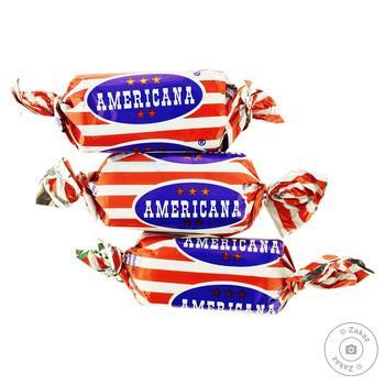 Конфеты глазированные Trade Sweets Americana весовые
