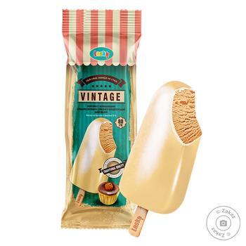 Мороженое Laska Vintage пралине 80г