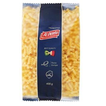 Al Dente Fuzilli Pasta 400g