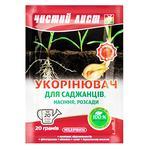 Укоренитель Чистый лист для саженцев корней и рассады 20г