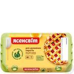 Яйцо куриное Ясенсвит Для ароматных пирогов С1 15шт (цвет товара на фото может отличаться от цвета товара на полке)