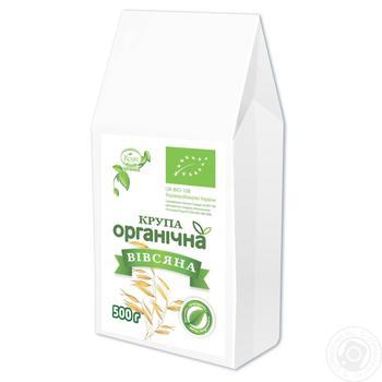 Крупа вівсяна Козуб органічна 500г - купити, ціни на Ашан - фото 2