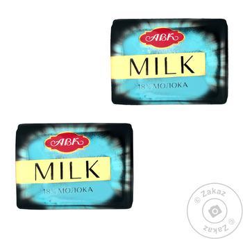 Шоколад АВК мини-плитки (7г) весовой