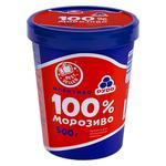 Морозиво Рудь 100% 500г