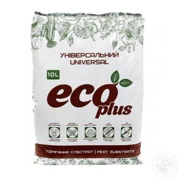 Eco Plus Peat Substrate for Seedlings 10l - buy, prices for Auchan - photo 2