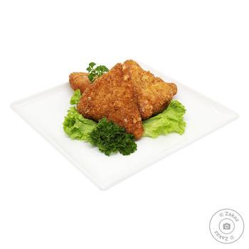 Конвертик курячий з шинкою (ваг) (вл.вироб.) - купить, цены на Восторг - фото 1
