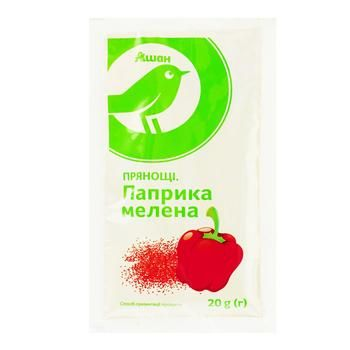 Auchan paprika powder 20g - buy, prices for Auchan - photo 1