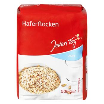 Jeden Tag Tender Oats Flakes 500g