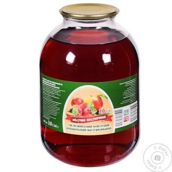 Subota Restored Apple Strawberry Juice 3l