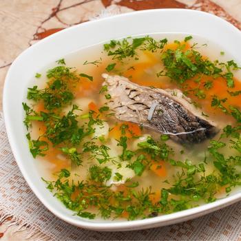 Суп по-рижски