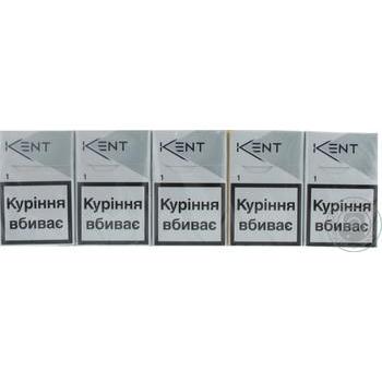 Сигареты Kent HD White