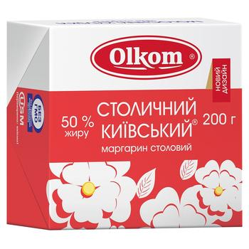 Mayonnaise Olkom Stolichnyi 50% 200g - buy, prices for Auchan - photo 1