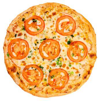 Піца Пікантна з куркою 500г