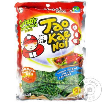 Snack nori Taokaenoi 15g Thailand