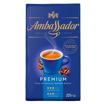 Ambassador Premium Ground Coffee 225g