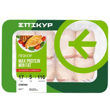 Бедро Эпикур цыпленка-бройлера охлажденное весовое