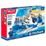 Iblock Toy Construction Police 168 details