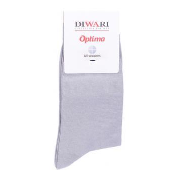 Носки мужские Diwari Optima All seasons р.29 000 черный 7С-43СП - купить, цены на Фуршет - фото 5