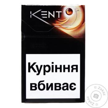 Kent Feel Velvet Cigarettes - buy, prices for CityMarket - photo 1