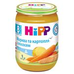 Hipp Carrot With Potatoes And Salmon For Babies From 8 Months Puree 190g