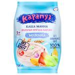 Karapuz Milk Semolina Porridge with Fruits 225g
