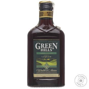 Green Hills Herbal Liquor balsam 20% 0,25l