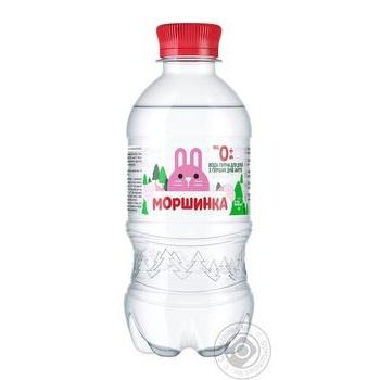 Вода минеральная Моршинская негазированная для детей 330мл