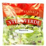 Салат Vita Verde свежий мытый нарезанный 200г