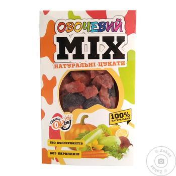 Цукаты Vitamin Oking Микс 125г