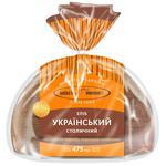 Хліб Київхліб Український Столичний нарізка 475г