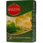Чай зеленый Hyleys English Green Tea 100г