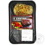 Котлета гамбургерна з м'яса ягня Premi TР в/у ваг
