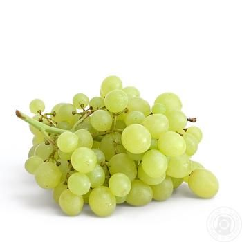 Green grapes import