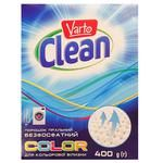 Порошок стиральный Varto Clean Color бесфосфатный автомат 400г