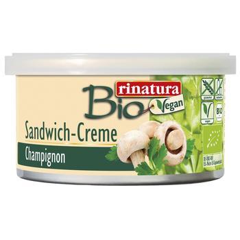 Паштет Rinatura с шампиньонов органический 125г