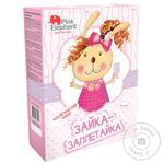 Набір косметичний Pink Elephant Зайка-заплітайка для дівчаток