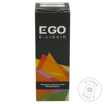 Рідина для ел. випарювачів Ego E-liquid 10ml Диня 6mg