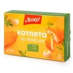 Legko! po-kyyivsʹky frozen cutlet 290g - buy, prices for Auchan - image 1