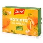 Котлета Легко! по-киевски замороженная 290г - купить, цены на Ашан - фото 1